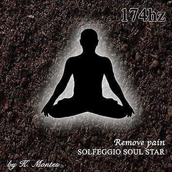 Remove Pain - Solfeggio Soul Star 174Hz