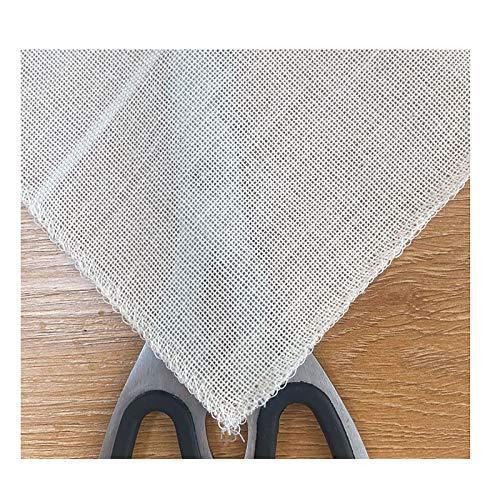 Home Baumwollgaze Netzgarn Dampfgarer Tuch Weiße Gaze Filtertuch Sojamilchsaft essbare Gaze, 100x100cm(Color:Grobe Gaze)