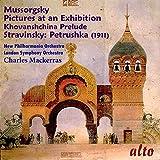 Petrushka: Part I (cont.): The Charlatan's Booth - Russian Dance