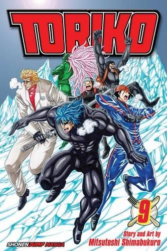 Toriko Volume 9