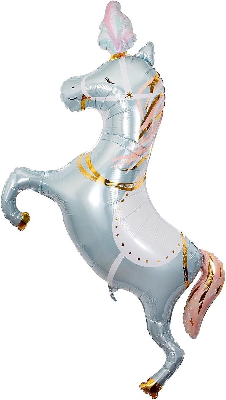 Circus Horse Foil Balloons