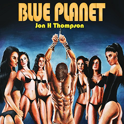 Blue Planet audiobook cover art
