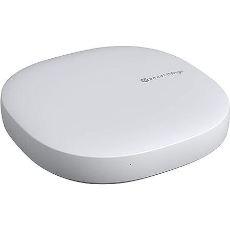 SAMSUNG GP-U999SJVLGDA 3rd Generation SmartThings Hub, White