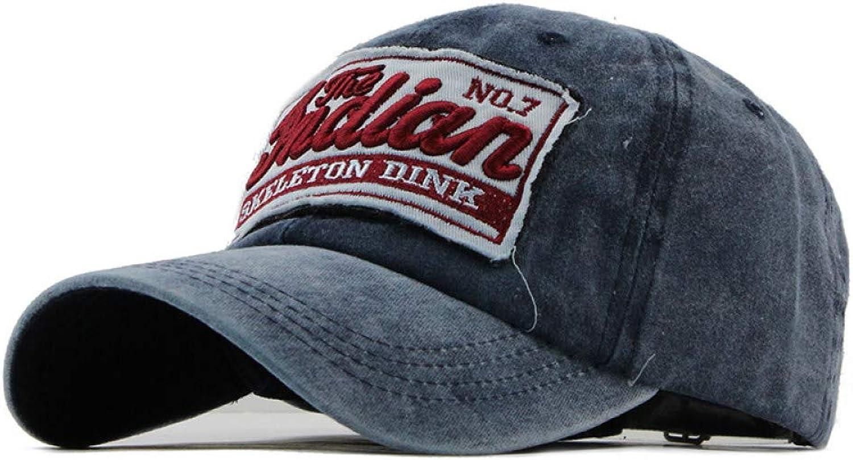 de77c9ae8600f8 JINRMP Washed Denim Women Baseball Dad Brand Bone Hats for Men Hip Hop  Fashion Embroidery Vintage Hat Caps Cap npmkvu2336-Sporting goods