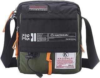 JAKAGO Bolsa bandolera impermeable para teléfono móvil, compatible con teléfono/iPad/tablet de hasta 10 pulgadas para depo...