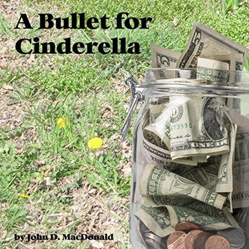 A Bullet for Cinderella cover art