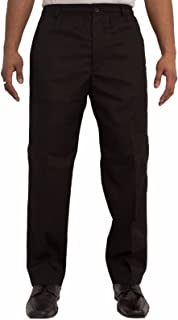 "Carabou Mens Elasticated Waist Rugby Trousers Pants W32-W60 in 29"" Leg"