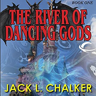 The River of the Dancing Gods cover art
