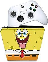 Capa Xbox Series S X Controle Case - Bob Esponja