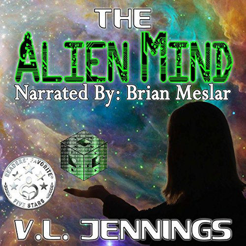 The Alien Mind audiobook cover art