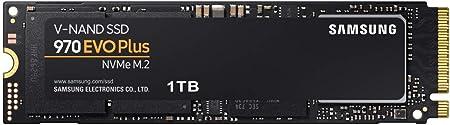 Samsung 970 Evo Plus, Unidad de Estado Sólido M.2 1000GB NVMe, PCI Express 3.0, Negro