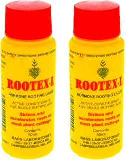 Rootex 100ml PRO Plant Cutting Cloning Liquid Hormone & Hydroponic Rooting Root