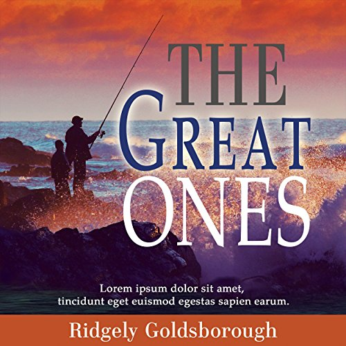 The Great Ones audiobook cover art