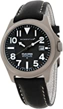 Momentum Men's 1M-SP00B2B Atlas Classic Analog with Titanium dial Watch