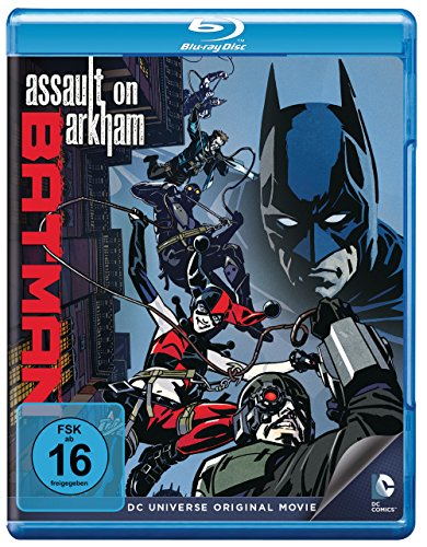 Batman - Assault on Arkham [Blu-ray]