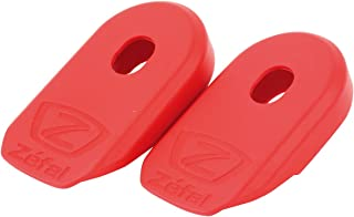 ZEFAL 2612.0 Set Protectores Biela, Rojo, Talla Única