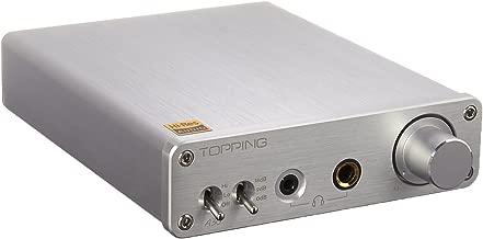 Topping A30 HiFi Headphone Amplifier (A30 Silver)