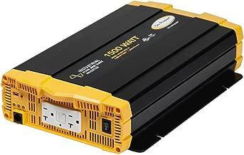 Go Power! 1500 Watt GP-ISW1500-12 Industrial Pure Sine Wave Inverter