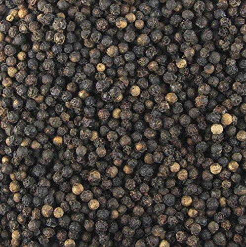 Sarawak Pfeffer, schwarz, ganz, Altes Gewürzamt Ingo Holland, 1 kg