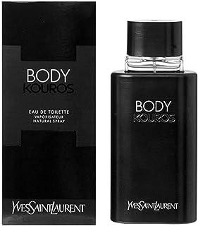 Kouros Body Men By Yves Saint Laurent - 3.3 fl oz / 100 ml Eau De Toilette Spray for Men