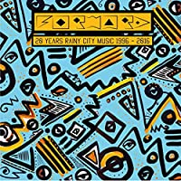 Forward: 20 Years Rainy City M [12 inch Analog]