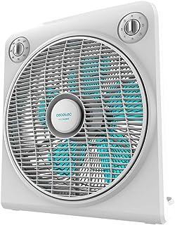 comprar comparacion Cecotec EnergySilence 6000 PowerBox Ventilador de Suelo. 5 aspas. 50W. 3 velocidades. Motor de Cobre. con regilla Rotatori...