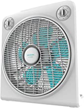 Cecotec Ventilador de Suelo EnergySilence 6000 PowerBox, 50 W, 5 aspas, 3 velocidades, Motor de Cobre, Regilla Rotatoria, ...