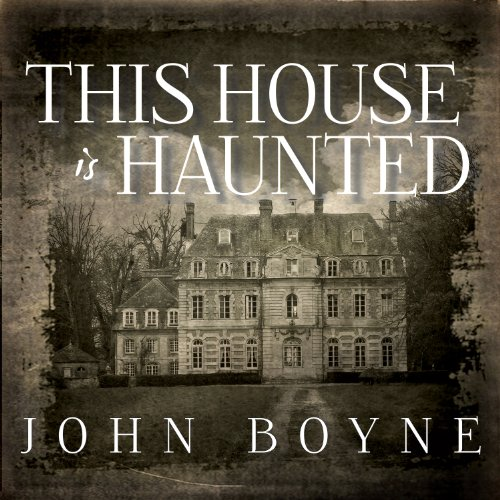 This House Is Haunted audiobook cover art