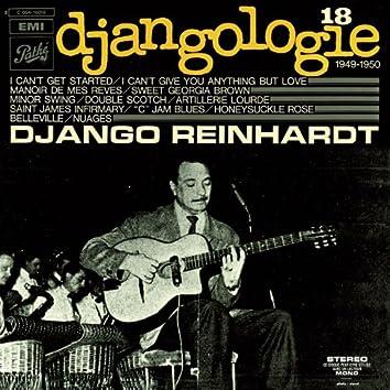 Djangologie Vol18 / 1949 - 1950