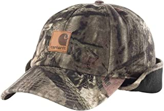 Carhartt Men's Camo Ear Flap Cap