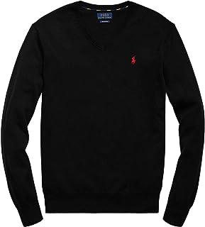 Polo Ralph Lauren Men's Classic Fit Long Sleeve V-Neck...