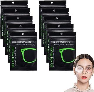 Lingettes Anti-buée, Lingettes Anti-Buée Réutilisables,Lunettes Anti-buée Lingettes,Lingettes nettoyantes pour lunettes.10...