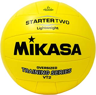 Mikasa Starter Two 7 Ounce Oversized Volleyball