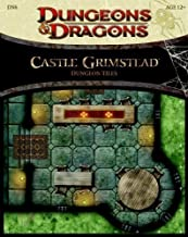Castle Grimstead - Dungeon Tiles: A Dungeons & Dragons Accessory (