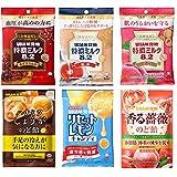 【Amazon.co.jp限定】 UHA味覚糖 機能性表示キャンディ アソート 6種