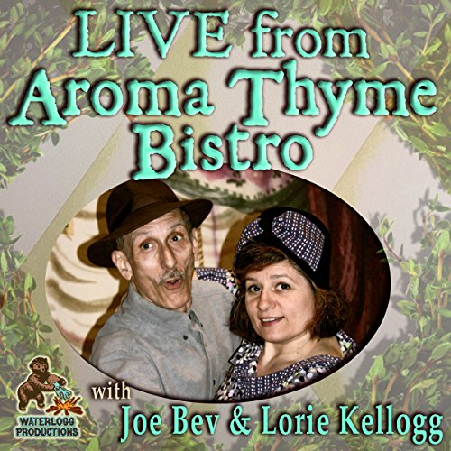 Live from Aroma Thyme Bistro cover art