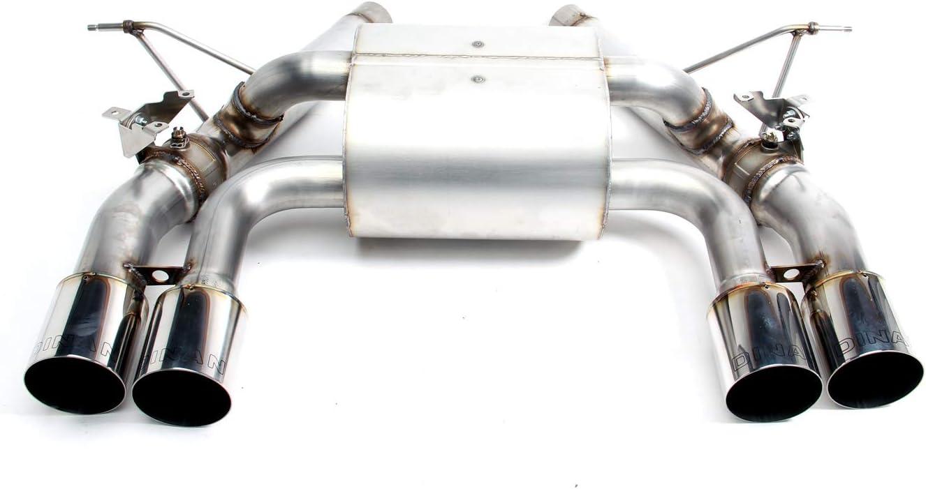 bmw m3 f80 exhaust system Dinan Free Flow
