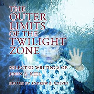 The Outer Limits of the Twilight Zone audiobook cover art