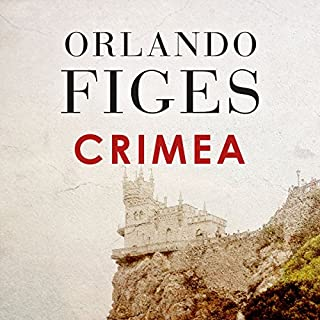 Crimea audiobook cover art