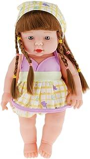 Generic Realistic Silicone Baby Doll Vinyl Real Life Lifelike Baby Girl