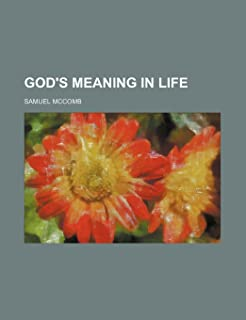 God's Meaning in Life