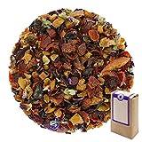 Núm. 1378: Té de frutas 'Selva' - hojas sueltas - 250 g - GAIWAN® GERMANY - manzana, rosa mosqueta, hibisco, malva