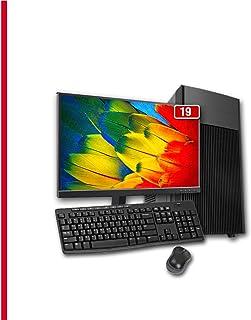 "PC Completo Intel Core i7, 8GB Ram, HD SSD 240GB, Monitor 18,5"" LED, Wi-fi, Teclado e Mouse - MEGA OFERTA -"