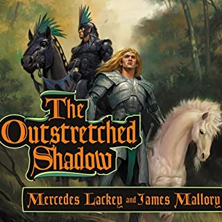 The Outstretched Shadow     The Obsidian Trilogy, Book 1              By:                                                                                                                                 Mercedes Lackey,                                                                                        James Mallory                               Narrated by:                                                                                                                                 Susan Ericksen                      Length: 30 hrs and 38 mins     1,149 ratings     Overall 4.2