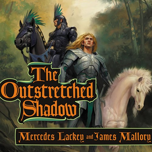 The Outstretched Shadow     The Obsidian Trilogy, Book 1              By:                                                                                                                                 Mercedes Lackey,                                                                                        James Mallory                               Narrated by:                                                                                                                                 Susan Ericksen                      Length: 30 hrs and 38 mins     1,151 ratings     Overall 4.2
