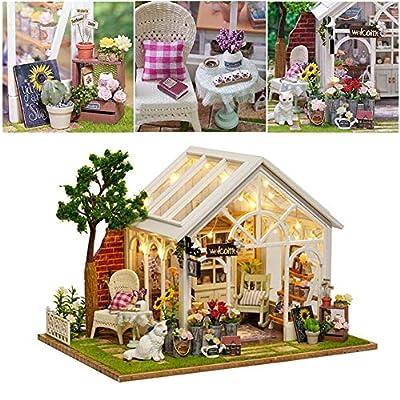 3D DIY Dollhouse House