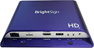 BrightSign HD1024   Full HD Expanded I/O HTML5 Player