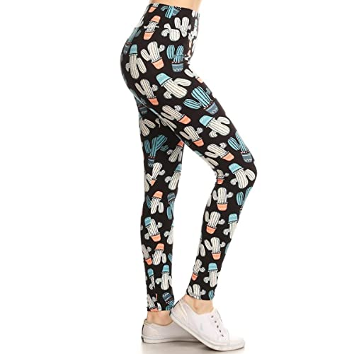 649c70992a1dfd Leggings Depot Yoga Waist REG/Plus Women's Buttery Soft Leggings