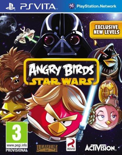Angry Birds: Star Wars (Playstation Vita) [UK IMPORT]