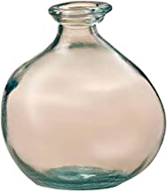 Vivaterra OBJET Bubble Recycled Glass Balloon Vase, 734; - Clear,